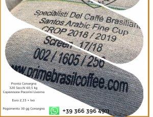 Fornitura Caffe Crudo