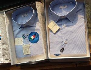 Stock 140 camicie sartoriali