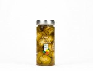 Carciofini in olio extra vergine di oliva