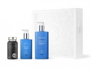 Shampoo e balsamo Fortive + Hairvity Men La cura per i capel
