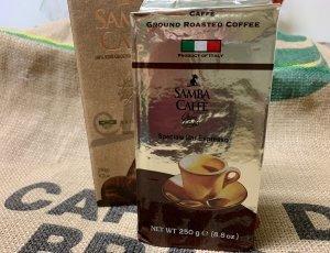 MACINATO CAFFÈ SAMBA CAFFE