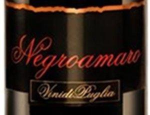 NEGROAMARO I.G.P. PUGLIA euro 2,60