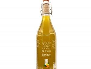 Olio extra vergina d'oliva biologico