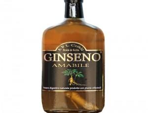 Ginseno liquore Amabile cl.70 al 15% di sconto