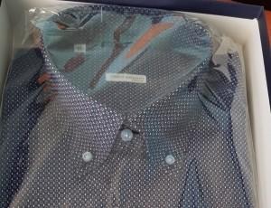 Camicia uomo con sconto del 10%