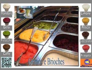 Granite, Fruit Ice Creams
