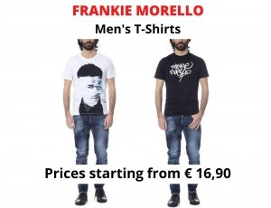 STOCK T-SHIRT DA UOMO FRANKIE MORELLO